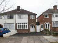 3 bedroom semi detached house to rent in Glyn Farm Road, Quinton...