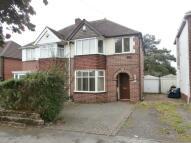 3 bed semi detached house in Jiggins Lane, Birmingham...