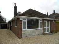 3 bed Detached Bungalow to rent in Mudford Road, Yeovil
