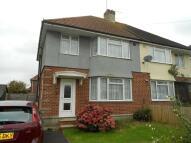 semi detached home in Coronation Avenue, Yeovil