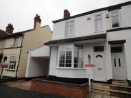 semi detached house in March End Road...