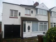 4 bedroom semi detached property in Willenhall Road...