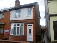 Victoria Road semi detached house to rent