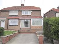 2 bed semi detached property in Rothbury Gardens...