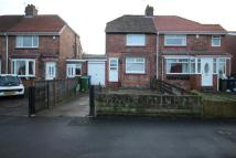2 bed semi detached home in Woodside Gardens...