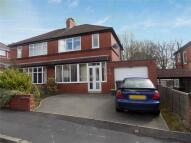 3 bedroom semi detached property for sale in Ashfield Road, Anderton...