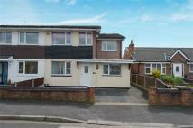 semi detached home for sale in Grasmere Close, Euxton...