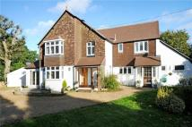 Detached house in Haglands Lane...