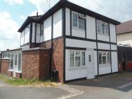 Detached house in Britannia Road Helsby