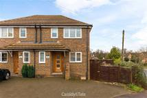 Loufenway Mews semi detached property to rent