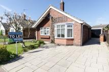 2 bed Detached Bungalow to rent in Peters Ave...