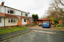 semi detached property for sale in Reepham Close, WIGAN
