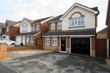 Detached property for sale in Dartington Road, WIGAN