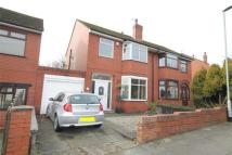 3 bed semi detached home to rent in Parkside Crescent...