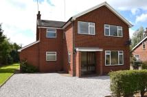 Detached property in Pentre Lane...