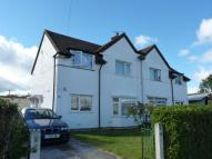 Maes semi detached property to rent