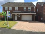 4 bedroom Detached house in Heswall Road, Cramlington