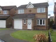 3 bedroom Detached house in Brunton Way, Cramlington