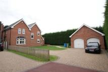 new property in The Crescent, Beckingham