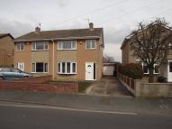 semi detached property in Fernbank Drive...