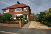 semi detached house for sale in Beech Grove, Whitby