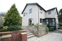 Detached home in Penryn Cornwall TR10