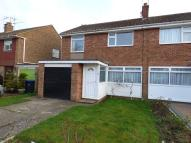 3 bed semi detached house to rent in Fittleworth Close...