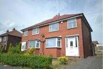 semi detached house in Chapel Street, Brinscall...