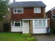 Detached house in Salisbury Road...