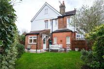 5 bedroom semi detached home for sale in Burney Avenue, Surbiton...