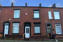 Terraced house in Balfour Street, Oldham...