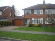 semi detached house to rent in Northumberland Avenue...