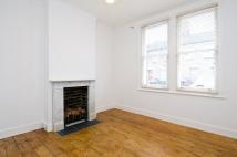 LEVERSON STREET Ground Flat to rent