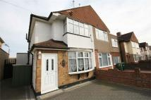 semi detached property in Harrow Road...