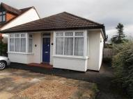 2 bedroom Detached Bungalow in Chalmers Road, Ashford...