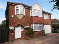 Detached house in Chesterfield Road...