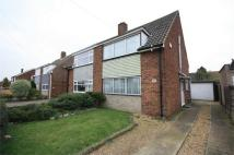 Goffs Road semi detached house for sale