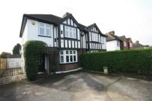3 bed semi detached home for sale in London Road, Ashford...