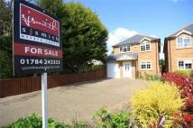 3 bedroom Detached house in Feltham Hill Road...