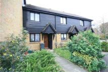 Terraced house in Beagle Close, Feltham...
