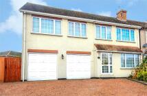 6 bedroom semi detached property in School Road, Ashford...