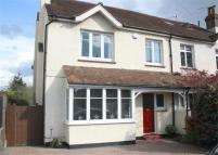 semi detached home for sale in Albert Road, Ashford...