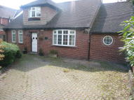 Detached Bungalow for sale in WOODEND LANE...