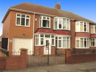 4 bedroom semi detached home in The Broadway, Cullercoats