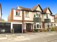 5 bed semi detached home for sale in Meadow Road, Monkseaton