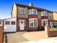 3 bed semi detached home in Dale Road, Monkseaton