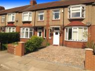 3 bed Terraced home for sale in Canberra Avenue...