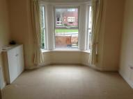 Studio flat in Upper Grosvenor Road...