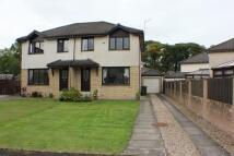 Semi-detached Villa for sale in 9 Ladyacres Way, Renfrew...