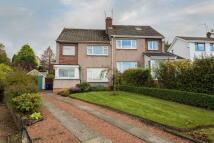 129 Corsebar Road semi detached house for sale